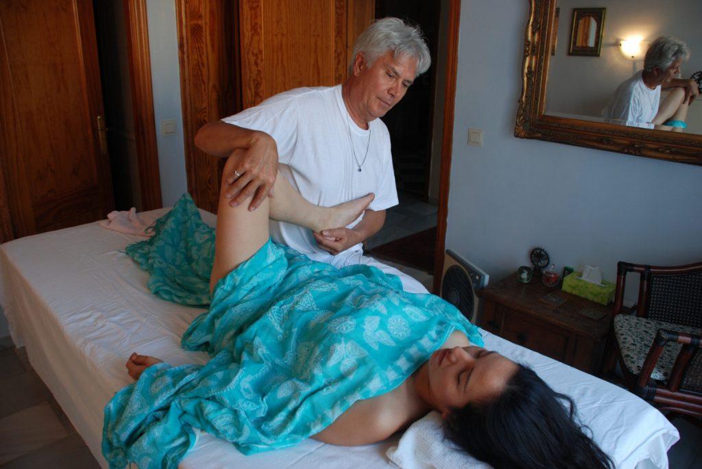 Advanced Myofascial Sciatic Nerve and Pelvic Release by Jelle Schaegen